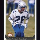 1993 Topps Gold Football #152 Carlton Gray - Seattle Seahawks