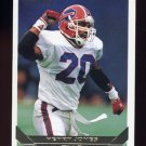1993 Topps Gold Football #026 Henry Jones - Buffalo Bills