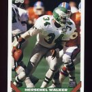 1993 Topps Football #460 Herschel Walker - Philadelphia Eagles