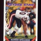 1993 Topps Football #122 Alonzo Spellman - Chicago Bears