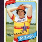 1980 Topps Baseball #642 Ken Forsch - Houston Astros