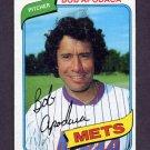 1980 Topps Baseball #633 Bob Apodaca - New York Mets