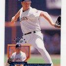 1995 Donruss Baseball #528 Scott Sanders - San Diego Padres