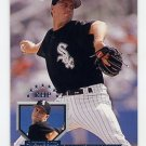 1995 Donruss Baseball #504 Scott Ruffcorn - Chicago White Sox