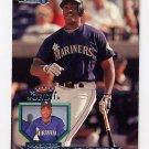 1995 Donruss Baseball #478 Marc Newfield - Seattle Mariners