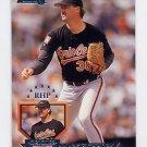 1995 Donruss Baseball #475 Mark Eichhorn - Baltimore Orioles