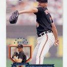 1995 Donruss Baseball #412 Ben McDonald - Baltimore Orioles