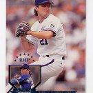 1995 Donruss Baseball #321 Jeff Montgomery - Kansas City Royals