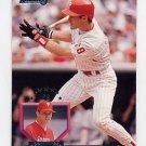 1995 Donruss Baseball #291 Kevin Stocker - Philadelphia Phillies
