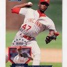 1995 Donruss Baseball #287 Johnny Ruffin - Cincinnati Reds
