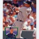 1995 Donruss Baseball #182 Bill Spiers - Milwaukee Brewers