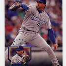 1995 Donruss Baseball #141 Billy Brewer - Kansas City Royals