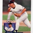1995 Donruss Baseball #123 Steve Reed - Colorado Rockies