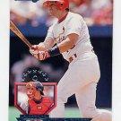 1995 Donruss Baseball #102 Tom Pagnozzi - St. Louis Cardinals