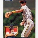 1995 Donruss Baseball #091 Carlos Garcia - Pittsburgh Pirates