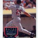 1995 Donruss Baseball #088 Rich Becker - Minnesota Twins