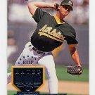 1995 Donruss Baseball #076 Mark Acre - Oakland A's