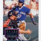 1995 Donruss Baseball #069 Alex Gonzalez - Toronto Blue Jays