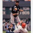1995 Donruss Baseball #033 Joey Cora - Chicago White Sox
