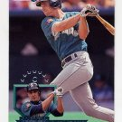 1995 Donruss Baseball #024 Dan Wilson - Seattle Mariners