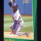 1993 Select Baseball #146 Mark Whiten - Cleveland Indians
