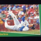 1993 Select Baseball #087 Kevin Seitzer - Milwaukee Brewers