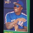 1993 Select Baseball #011 Bobby Bonilla - New York Mets