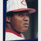 1993 Select Rookie/Traded Baseball #129T Juan Samuel - Cincinnati Reds