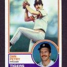 1983 Topps Baseball #638 Dan Petry - Detroit Tigers
