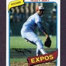 1980 Topps Baseball #539 Rudy May - Montreal Expos VgEx