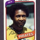 1980 Topps Baseball #536 Lee Lacy - Pittsburgh Pirates ExMt