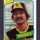 1980 Topps Baseball #531 Eric Rasmussen - San Diego Padres