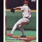 1994 Topps Baseball #570 Tommy Greene - Philadelphia Phillies