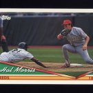 1994 Topps Baseball #126 Hal Morris - Cincinnati Reds