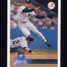 1996 Topps Baseball #361 Randy Velarde - New York Yankees