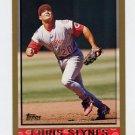 1998 Topps Baseball #340 Chris Stynes - Cincinnati Reds