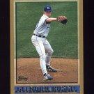 1998 Topps Baseball #231 Glendon Rusch - Kansas City Royals