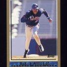 1998 Topps Baseball #145 Joe Carter - Toronto Blue Jays