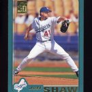 2001 Topps Baseball #464 Jeff Shaw - Los Angeles Dodgers