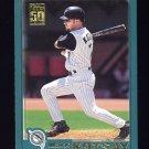 2001 Topps Baseball #449 Mark Kotsay - Florida Marlins