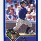 2003 Topps Baseball #231 Brent Butler - Colorado Rockies