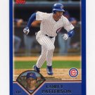 2003 Topps Baseball #133 Corey Patterson - Chicago Cubs
