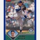 2003 Topps Baseball #122 Jamie Moyer - Seattle Mariners