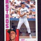 1984 Topps Baseball #679 Art Howe - Houston Astros
