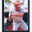 1993 Pinnacle Baseball #591 Cesar Hernandez - Cincinnati Reds