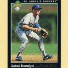 1993 Pinnacle Baseball #279 Rafael Bournigal - Los Angeles Dodgers