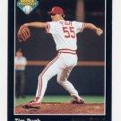 1993 Pinnacle Baseball #270 Tim Pugh RC - Cincinnati Reds
