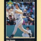 1993 Pinnacle Baseball #243 Bret Boone - Seattle Mariners
