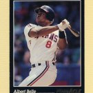1993 Pinnacle Baseball #093 Albert Belle - Cleveland Indians
