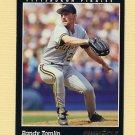 1993 Pinnacle Baseball #074 Randy Tomlin - Pittsburgh Pirates